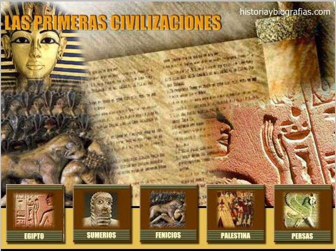 Pueblos de la Mesopotamia: Sumeria, Babilonia, Caldea