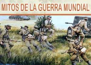 mitos de la segunda guerra mundial