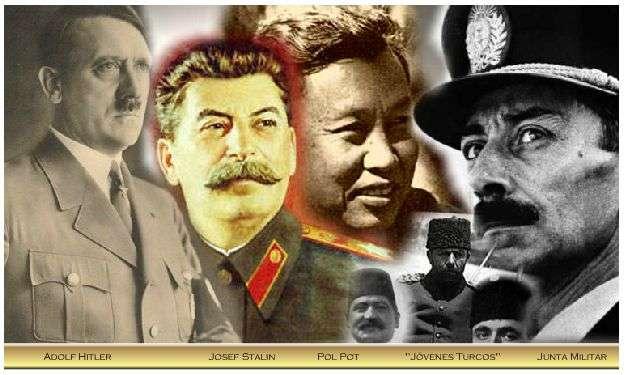Peores Dictadores de la Historia-Crueles Lideres Genocidas