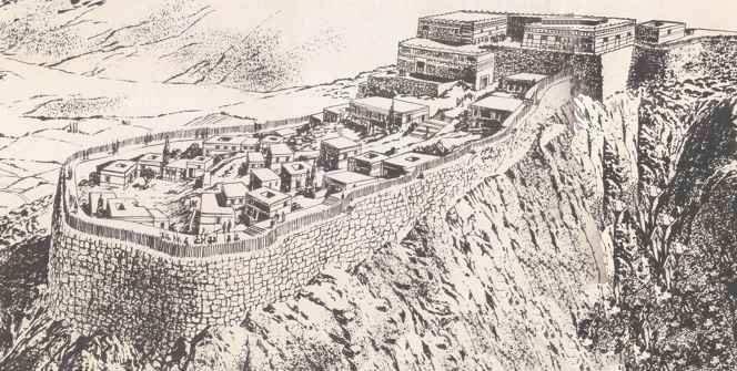 Fortaleza de Micenas