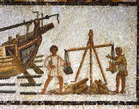 mineria roma antigua