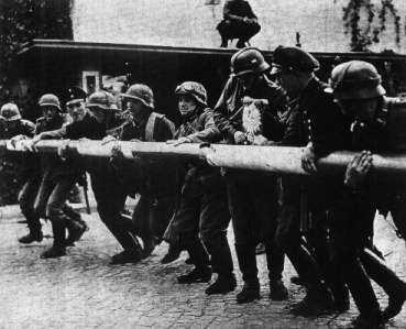 Invasion de Alemania a Holanda y Belgica