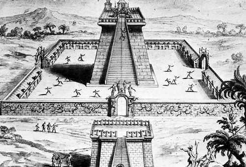 sacrificios de moctezuma en mexico