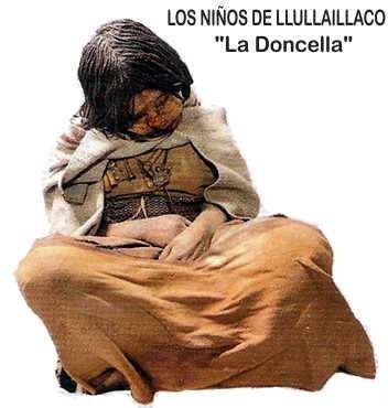 La Doncella monia en salta