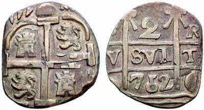 primeras monedas de tucuman