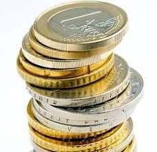 ranura en las monedas