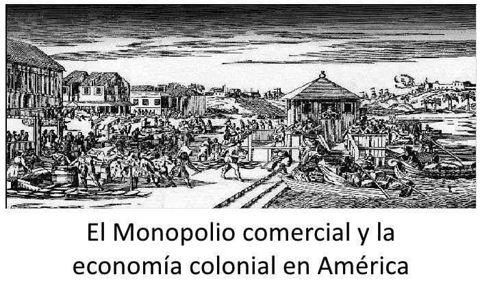 monopilo español en america