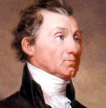 James Monroe, presidente de EE.UU.