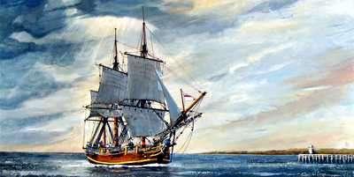 motin en un barco
