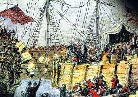 La chispa del inicio de la Independencia de EE.UU.