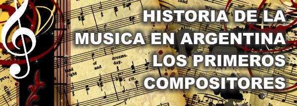 musica en argentina compositores