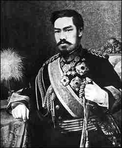 Emperador Mutsu Hito