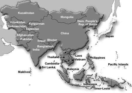 Nuevos Países Industriales del Mundo