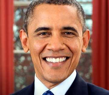 Barack Obama Presidente 44 de EE.UU.
