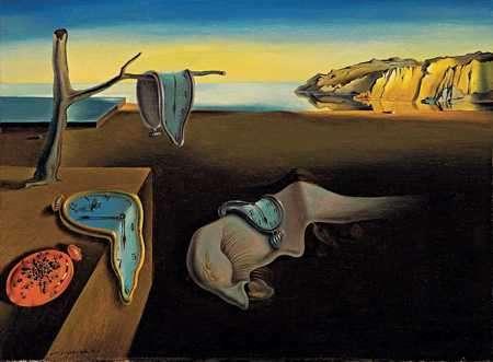 obra artistica de Salvador Dali