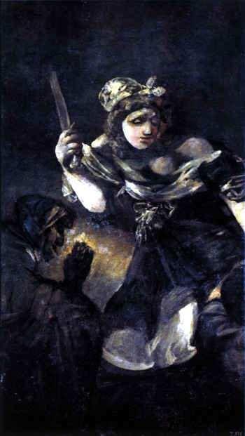 Obra de Goya Francisco