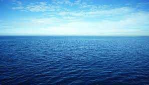vista del oceano