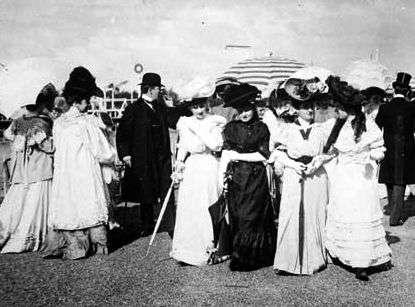 mujeres de la oligarquia argentina