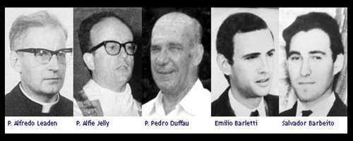 Masacre de San Patricio: Ataque y Asesinato a Curas Palotinos