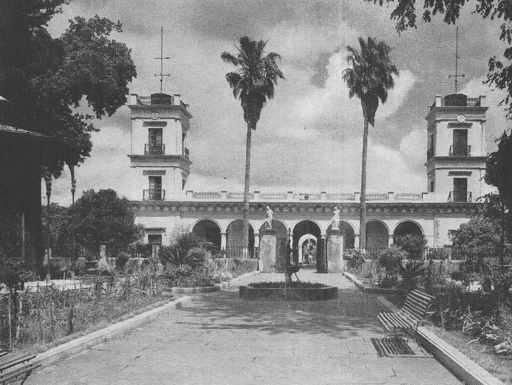 historia del palacio san jose