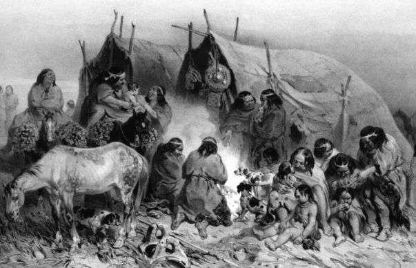 aborigenes pampas