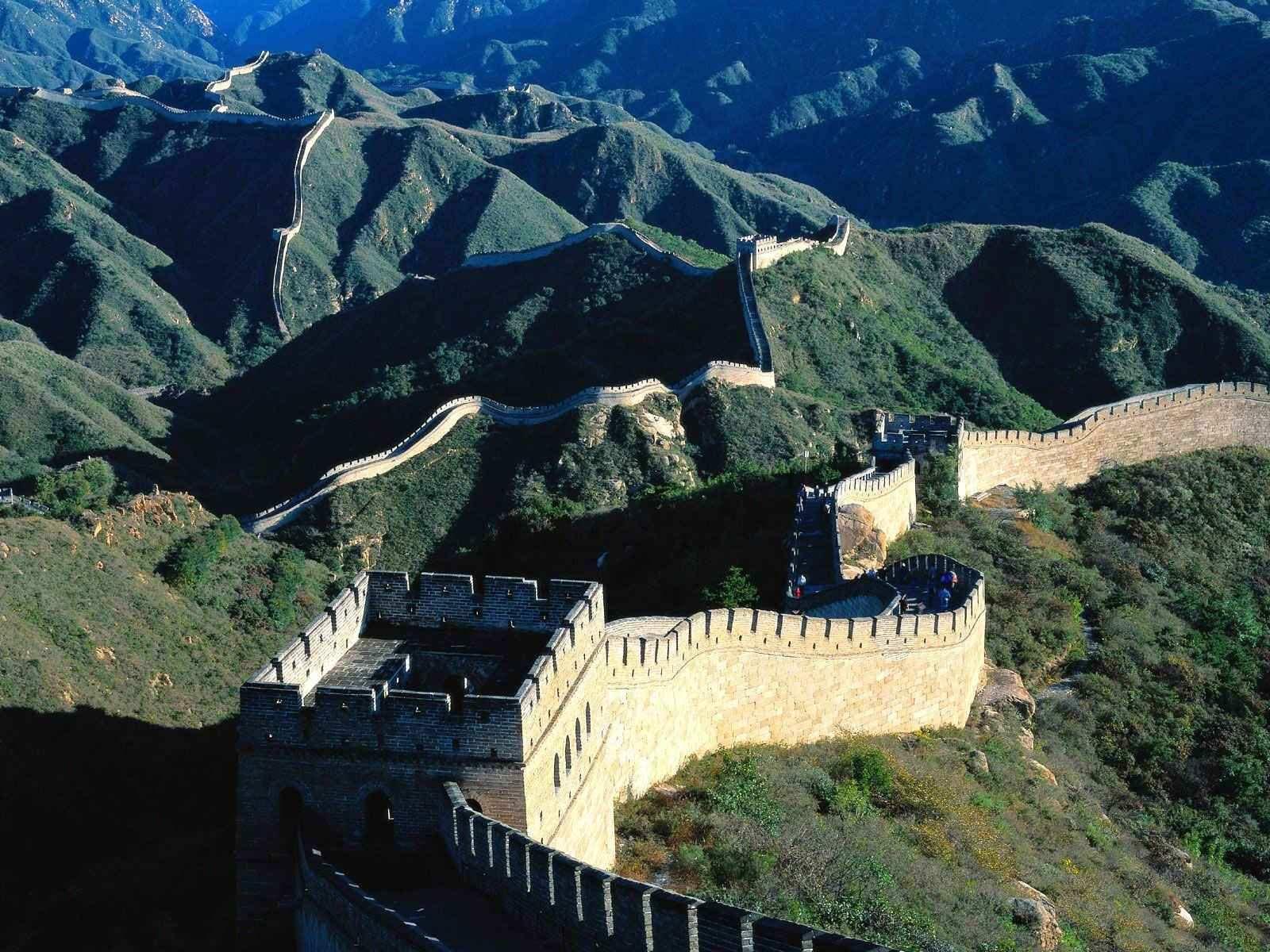Construccion de la muralla china caracteristicas la for Q es la muralla china