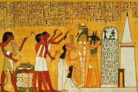 Vida de los Egipcios Arte, Religion y Cultura de Egipto Resumen
