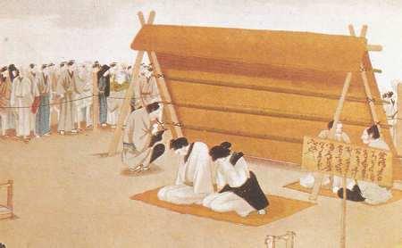 penas en japon a las mujeres adulteras
