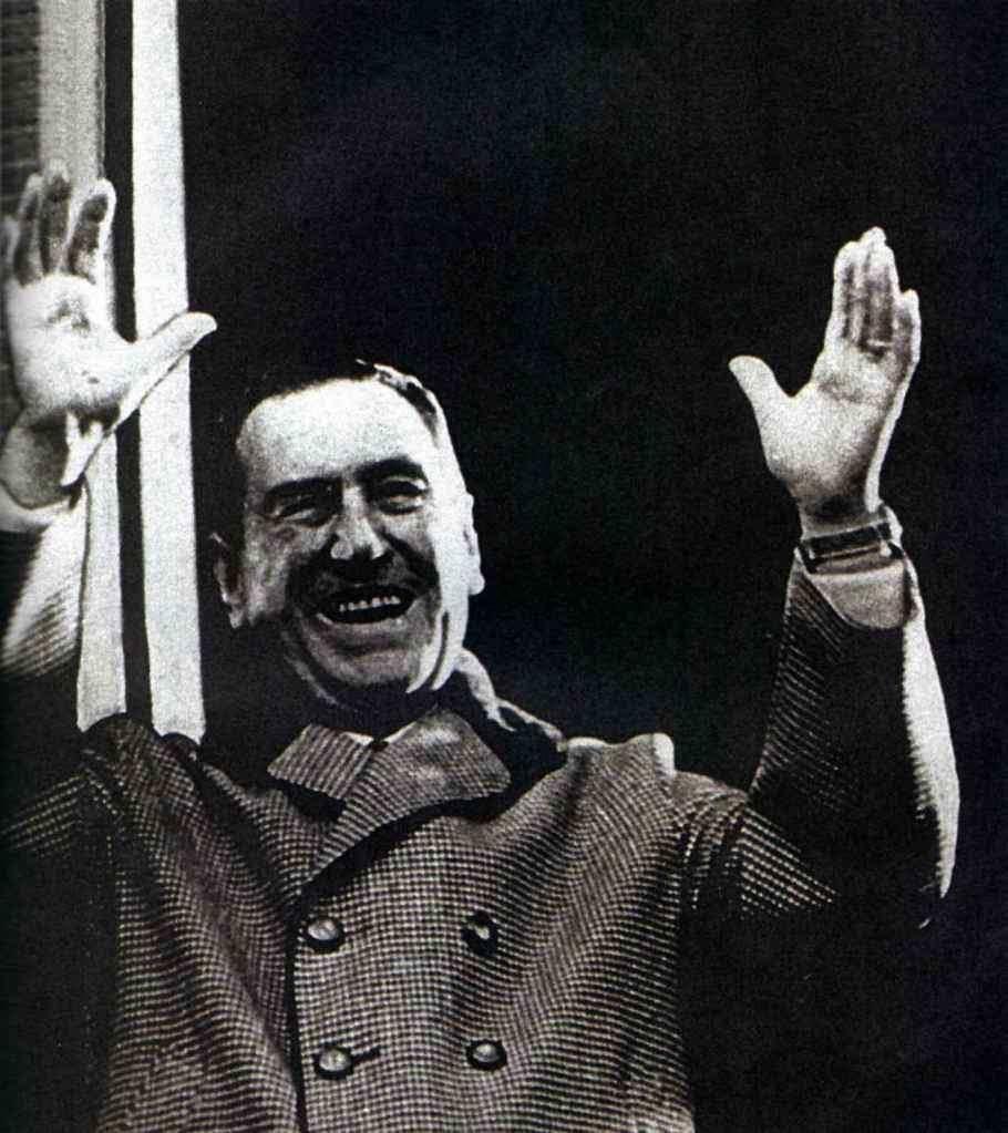 Peron Juan Domingo