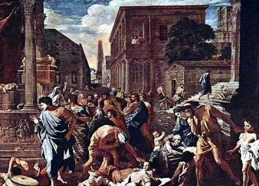 Peste en Bizancio