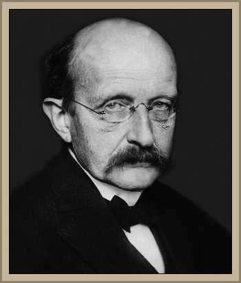 Max Planck Cientifico Teoria Cuantica