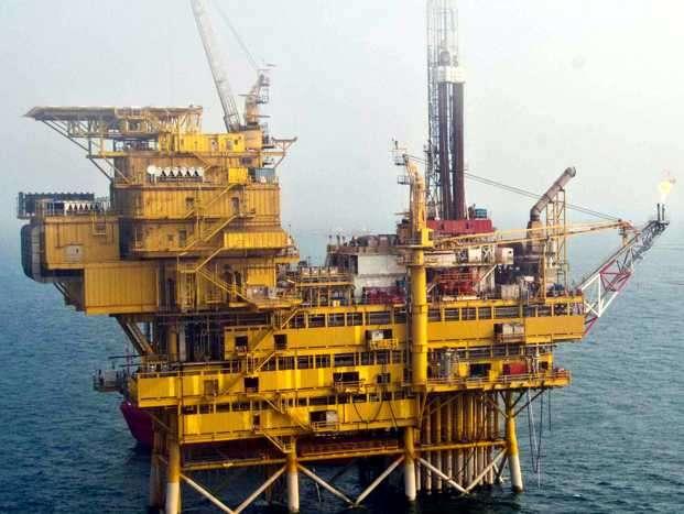 Plataforma Petrolera Funcionamiento Caracteristicas La