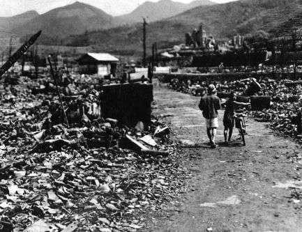 1945: postguerra mundial