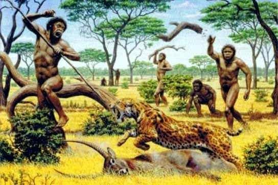 La Edad de Piedra:Vida del Hombre,Sus Herramientas y Refugios - BIOGRAFÍAS  e HISTORIA UNIVERSAL,ARGENTINA y de la CIENCIA