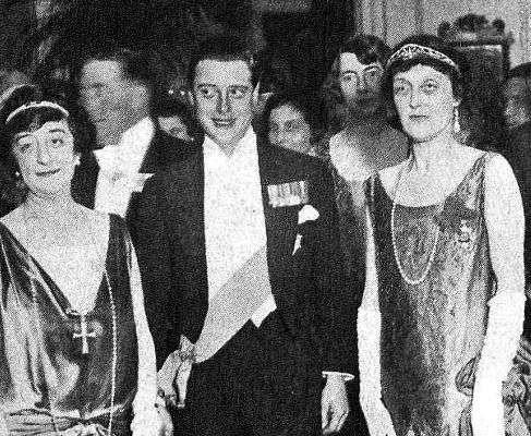 principe de gales en argentina