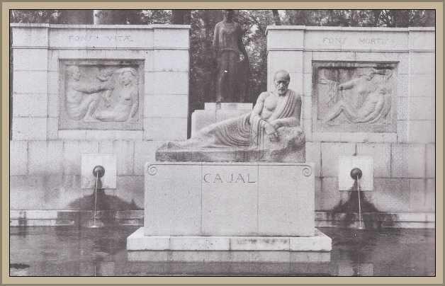 monumento de ramon y cajal