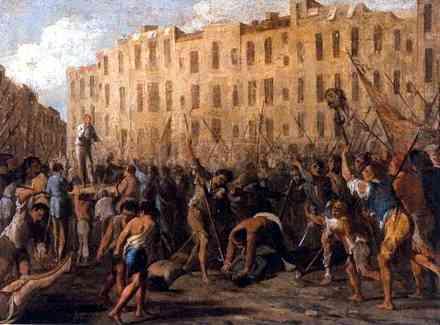 La Rebelión de Nápoles