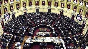 parlamento argentino en la reforma del estado