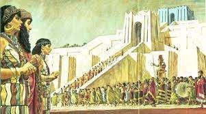religion en la mesopotamia