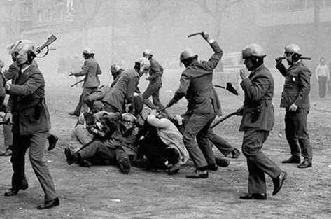 Represión Militar en Argentina