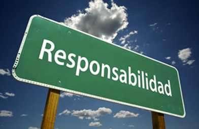valor humano: responsabilidad