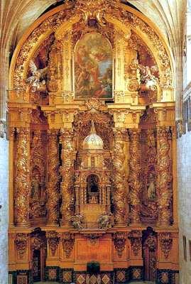 retablo de san esteban