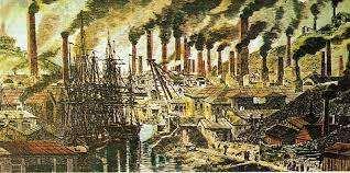 Alcoholismo, Prostitucion y Sifilis en Revolución Industrial