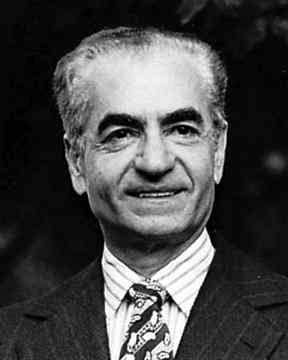 Sha Reza Palhevi Irán