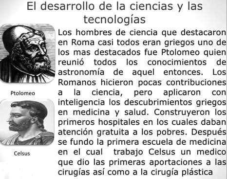 medicina roma antigua