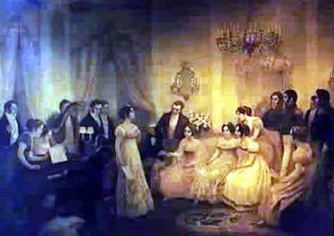 romances en bs.as. colonial
