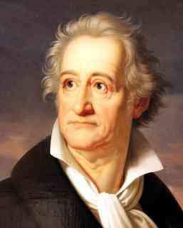 Wolfgang von Goethe