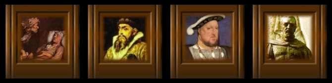Personajes de la Historia Enfermos de Sífilis