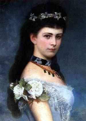 Isabel de Baviera mujer de Francisco jose I