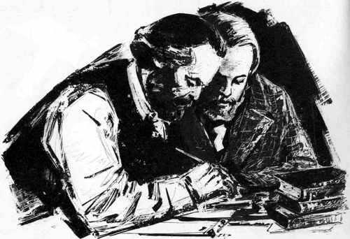 Mrax y Engels